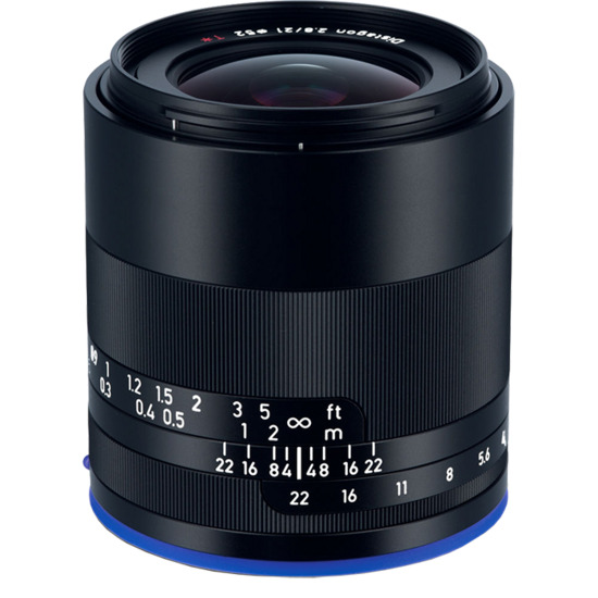Zeiss Loxia F2.8 21mm Lens E-Mount
