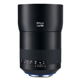 Zeiss Milvus F1.4 85mm Lens ZE Mount Reviews