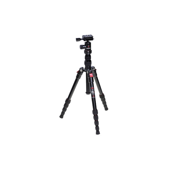 Redged TCA-522K Travel Tripod Aluminum With RNB-0n Head