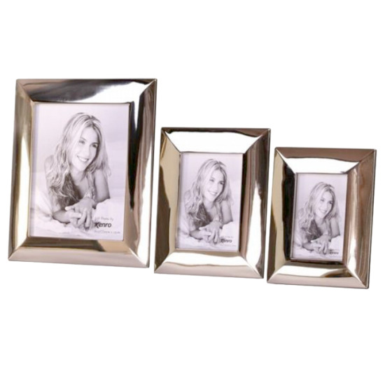 Kenro Eden Classic Silver 6x4/10x15cm Photo Frame