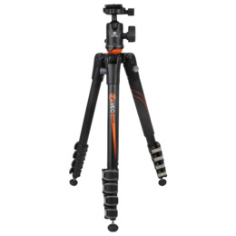 Vanguard VEO 235AB Traveller and TBH-50 Head Kit Reviews