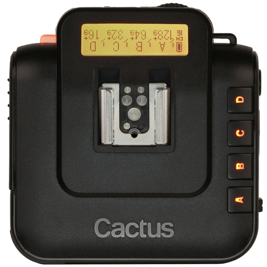Cactus Wireless Flash Transceiver V6