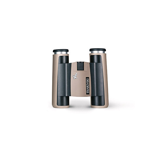 Swarovski CL 10x25 Pocket Binoculars - Sand-Brown