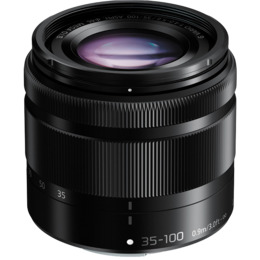 Panasonic Lumix G VARIO 35-100mm F4.0-5.6 ASPH. MEGA O.I.S. Lens - Black Reviews