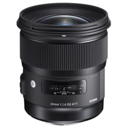Sigma 24mm f/1.4 DG HSM Art lens Reviews