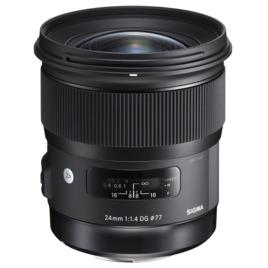 Sigma 24mm f/1.4 DG HSM Art lens Reviews