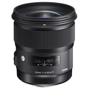 Photo of Sigma 24MM F/1.4 DG HSM Art Lens Lens