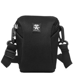 Crumpler Base Layer Pouch M - Black/Rust Red Reviews
