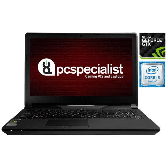 PC Specialist Optimus VII V15-960