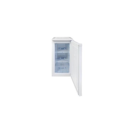 Amica FZ096.4 50cm Under Counter Freestanding Freezer - White