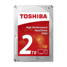 Toshiba P300 - HIGH-PERFORMANCE HARD DRIVE, 2TB Reviews