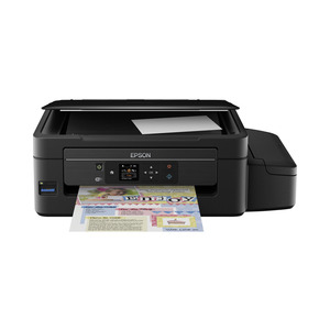 Photo of EPSON EcoTank ET-2550 All-In-One Wireless INKJET Printer Printer