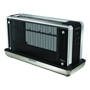 Photo of Morphy Richards Redefine Glass Toaster 228000 Toaster