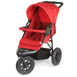 Mothercare Xtreme Pushchair Travel System - Red Reviews