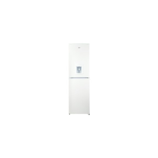 Beko CFD540W Freestanding Fridge Freezer With Water Dispenser White