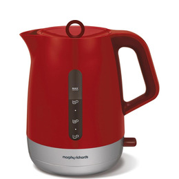 Morphy Richards Chroma 101209 Jug Kettle - Red Reviews
