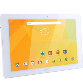 """Acer Iconia One 10"""" Tablet - 16 GB, White Reviews"""