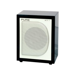 Photo of Pure Digital XT-1 Stereo Speaker In Piano Black Speaker