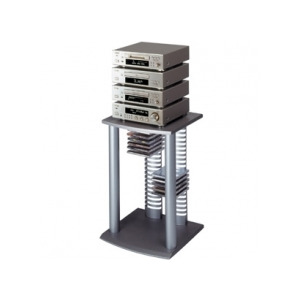 Photo of Alphason 'Essentials' (AM50) Multi-Purpose Support Stand In Silver Furniture