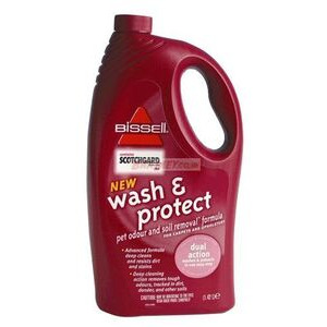 Photo of Bissell Wash & Protect Pet Odor and Soil Removal™ Formula With Scotchgard Garden Equipment