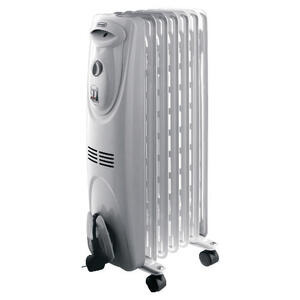 Photo of DeLonghi Oil Filled Radiator KH590715 Electric Heating
