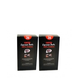 Gaggia Arabica Pods 2 X 20 74902CT Reviews