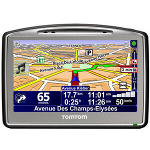Photo of TomTom GO-520 MUSC Satellite Navigation