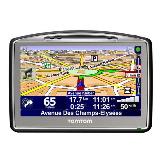 TomTom GO-520 MUSC