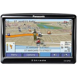 Photo of Panasonic CN-GP50N Satellite Navigation