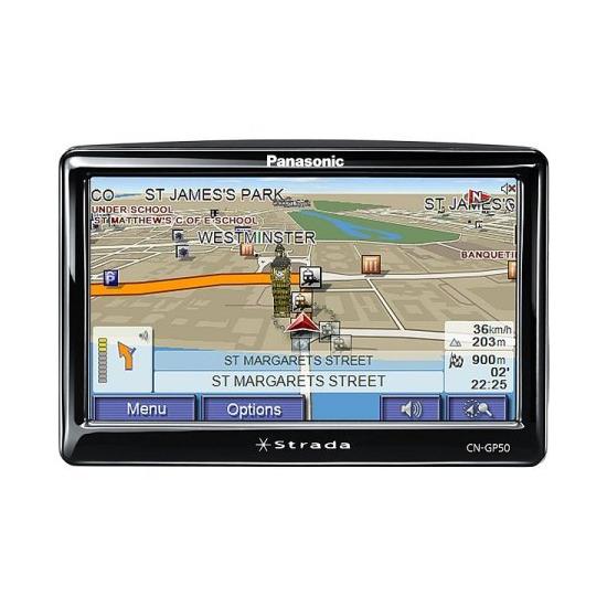Panasonic CN-GP50N