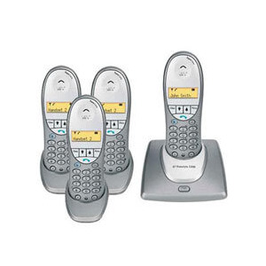 Photo of BT FS3200-DECT-QUAD Landline Phone