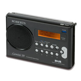 Roberts Radio RD59-BLACK Reviews