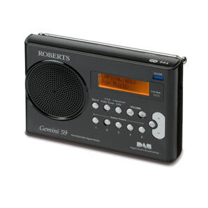Photo of Roberts Radio RD59-BLACK Personal Stereo