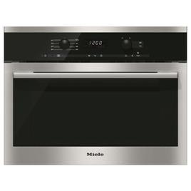 Miele M6160TCCLST Built In Microwaves Reviews