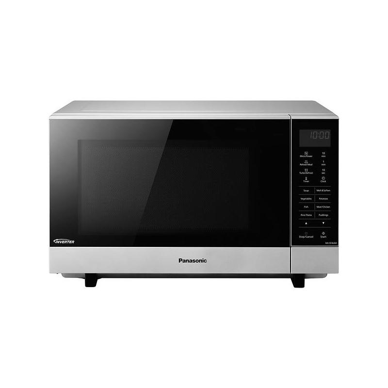 Panasonic Nnsf464mbpq Microwaves Microwave Reviews