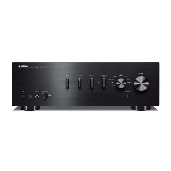 Yamaha AS501BLB AV Amplifier & Receiver