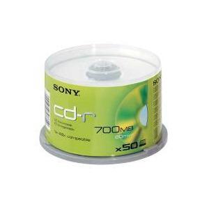 Photo of Sony 50CDQ80NSPMD CD R