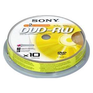 Photo of Sony 10DMW47ASP DVD RW