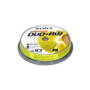 Photo of Sony 10DPW120ASP DVD RW
