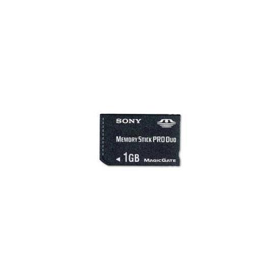 Sony 1GB Memory Stick PRO DUO