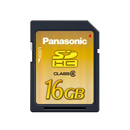 Panasonic RP-SDV16GE1K 16 GB SD Card Reviews