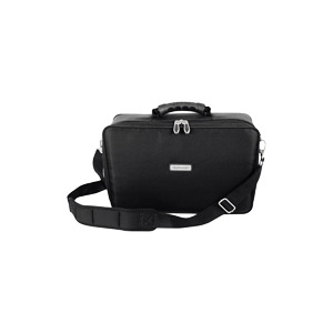 Photo of InFocus Travel Case Meeting Room - Projector Carrying Case - Black Laptop Bag