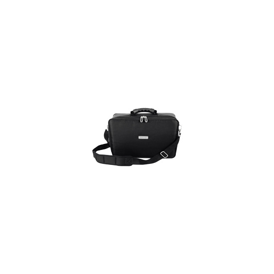 InFocus Travel Case Meeting Room - Projector carrying case - black