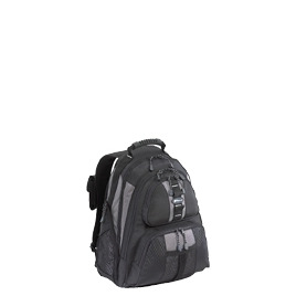 Targus Sport Notebook Backpac - Notebook carrying backpack - black, silver Reviews