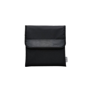 Photo of Wacom Bamboo Sleeve A6 Wide - Digitiser Carrying Case - Black Laptop Bag