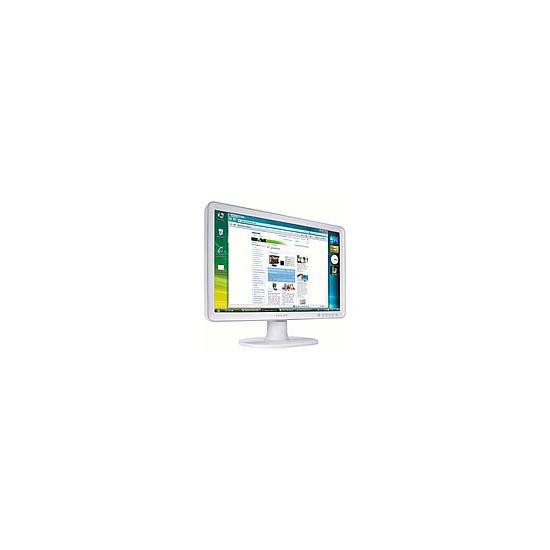"Philips 190CW8FW - Flat panel display - TFT - 19.1"" - widescreen - 1440 x 900 / 75 Hz - 300 cd/m2 - 1000:1 - 3500:1 (dynamic) - 2 ms - 0.285 mm - DVI-D, VGA"