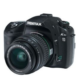 Pentax K10 with 18-55mm lens Reviews