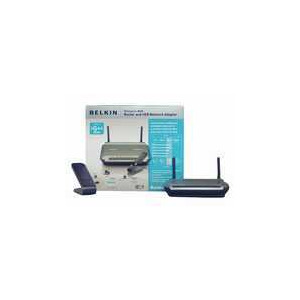 Photo of Belkin Wireless g+ MIMO Router Router