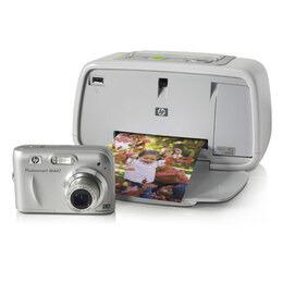 HP PhotoSmart A444 Reviews
