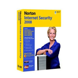 Norton Internet Security 2008 - Licence and media - 1 user - OEM - System Builders - CD - Win Reviews